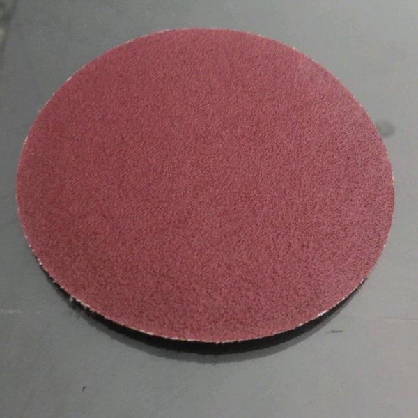 Amplas Velcro Bulat (Mesin Gerinda)