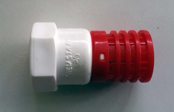 Foot Valve New Star 3/4