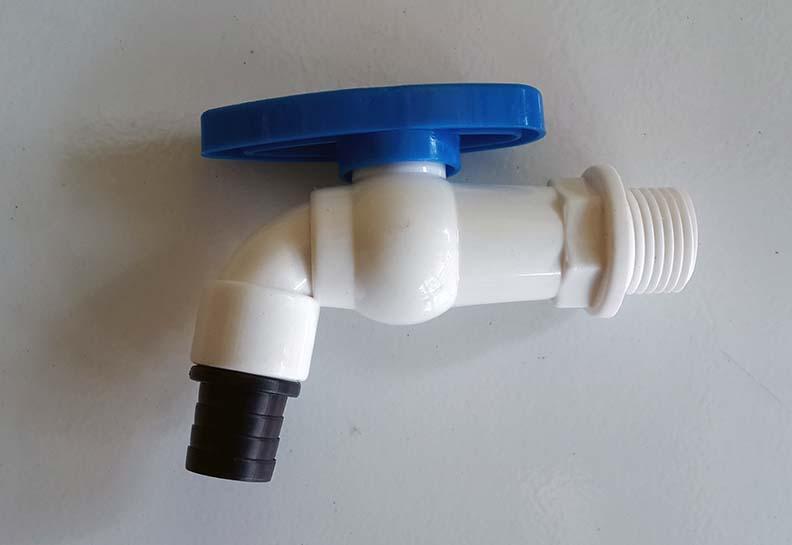 Kran Air HPP Melamin