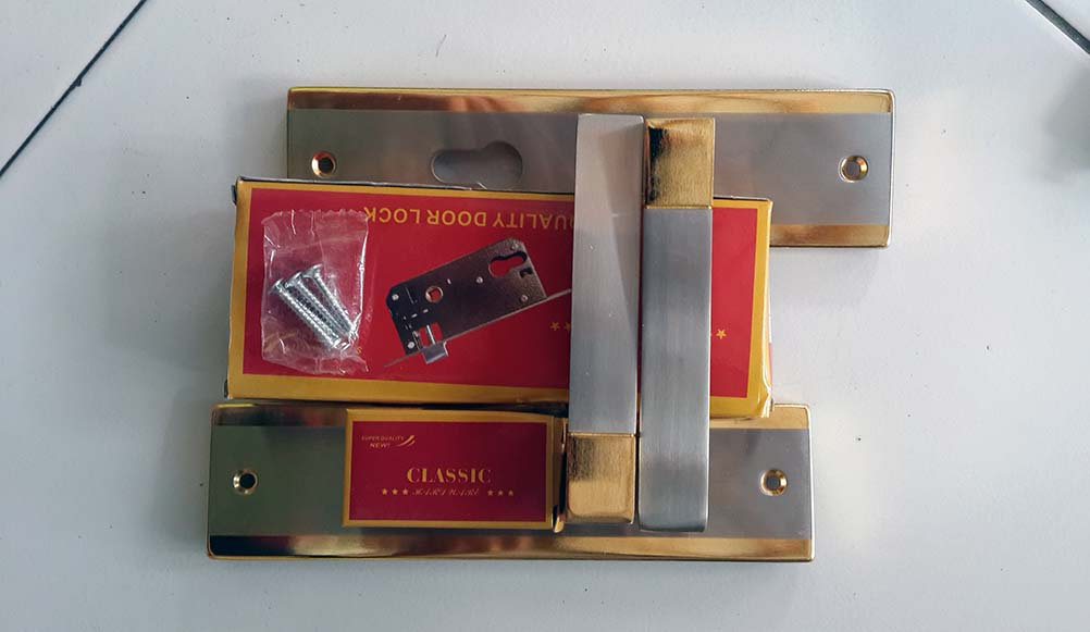 Kunci Pintu Classic Set