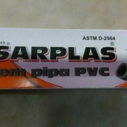 Lem Pipa PVC Isarplas Tube 45g