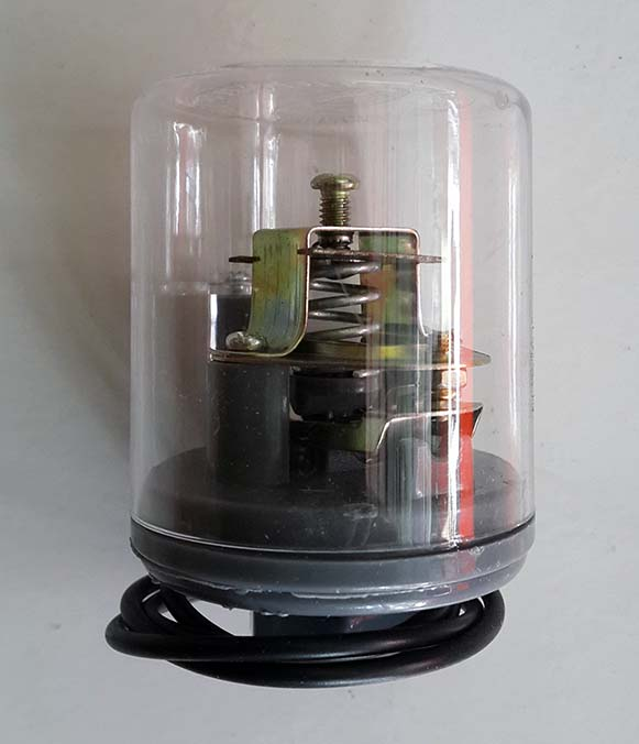 Otomatis Pompa Air Listrik