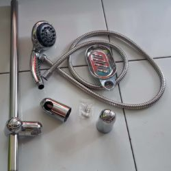 Hand Shower + Tiang