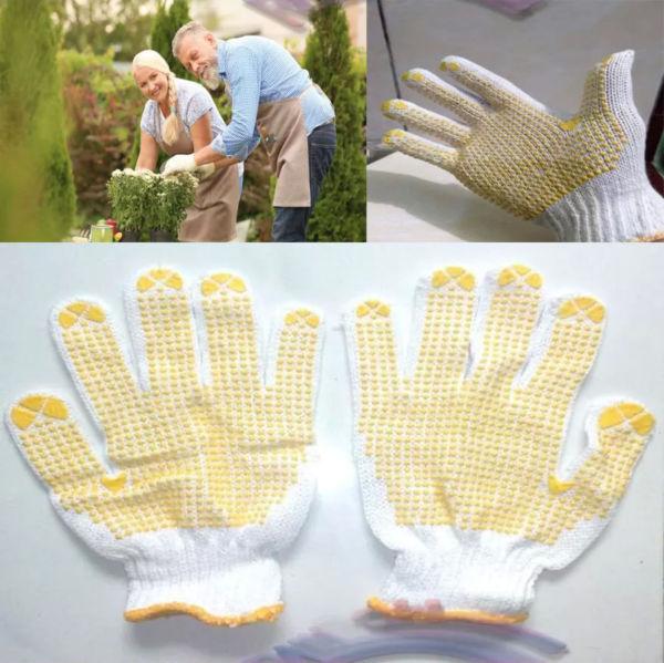 Sarung Tangan Bintik Matahari