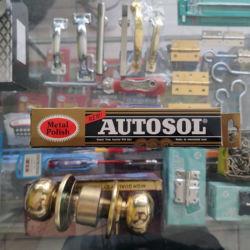 Autosol Metal Polish 50 Gram Untuk Menghilangkan Karat Besi