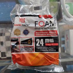 Isolasi Double Tape Foam Ukuran 24mm